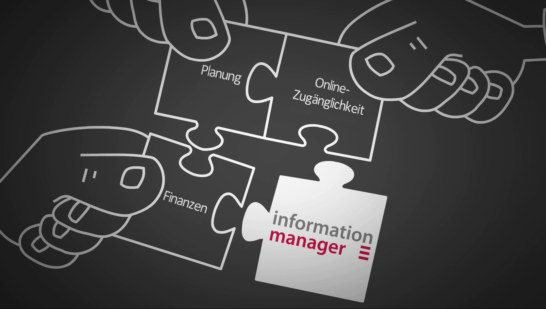 Titelbild Information Manager