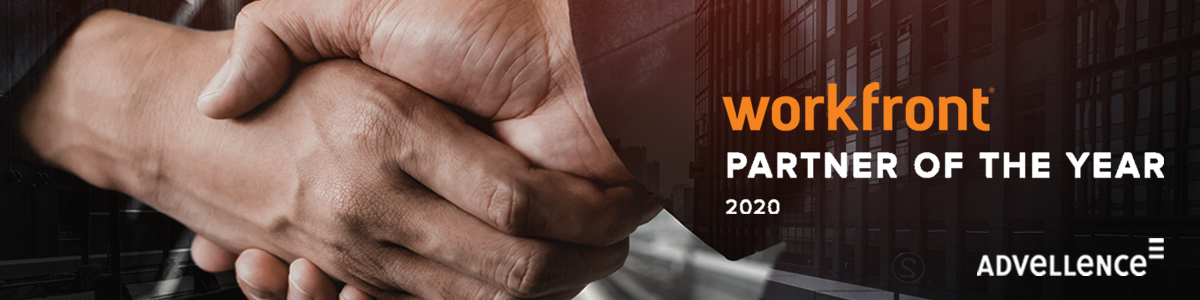Workfront Breaktrought Partner of the year